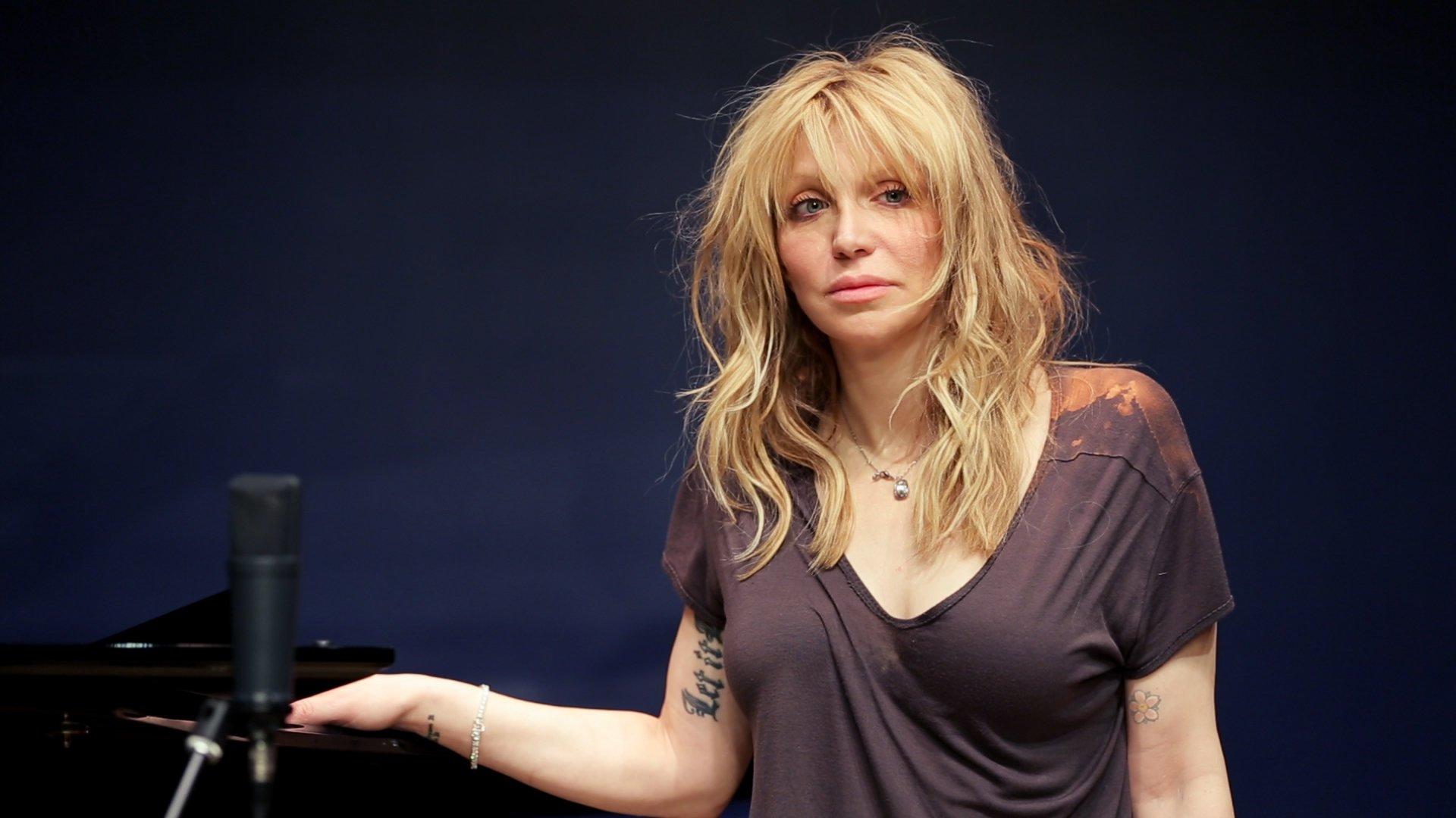 Dugaan Keterlibatan Courtney Love dalam Kematian Kurt Cobain