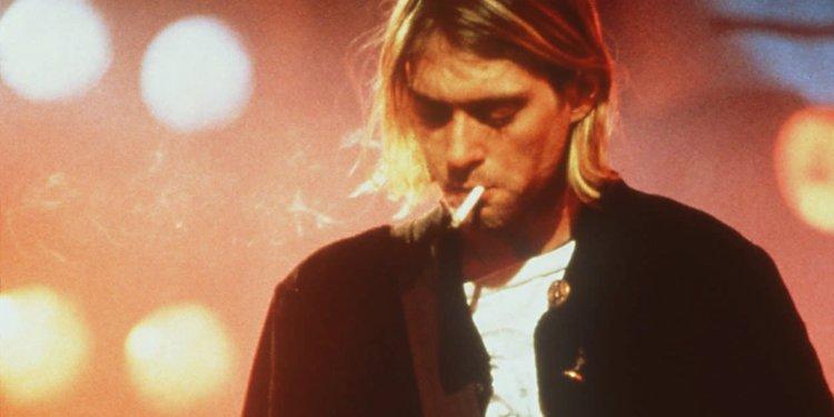 Kejanggalan Dalam Kematian Kurt Cobain