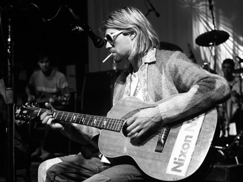 Tragedi Kematian Kurt Cobain