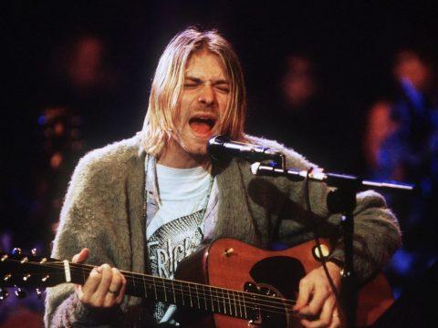 Vokalis Nirvana, Kurt Cobain Belum Meninggal. Benarkah