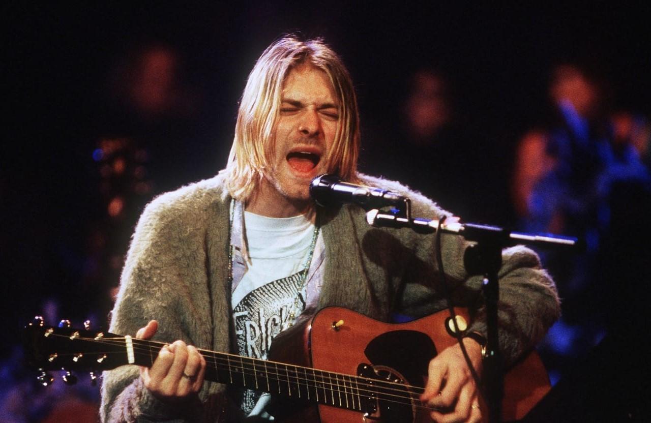 Vokalis Nirvana, Kurt Cobain Belum Meninggal. Benarkah?