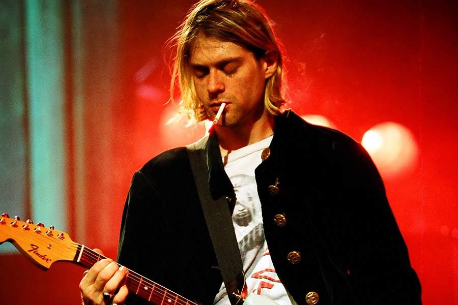 Kurt Cobain dan Misteri Kematiannya