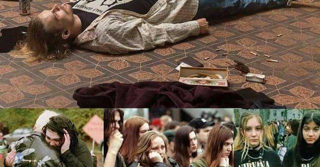 Asumsi Kematian Misterius Kurt Cobain