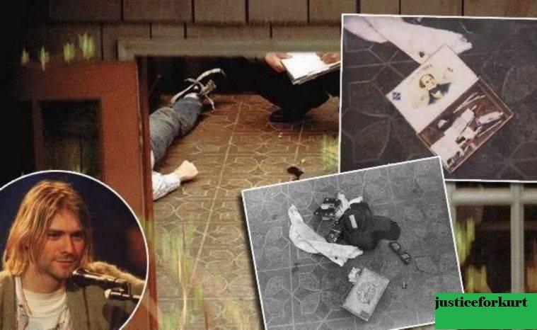 Fakta Hasil Forensik Tentang Kematian Kurt Cobain