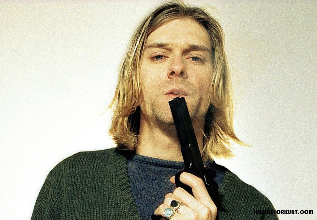 Alasan Kuat Kurt Cobain Melakukan Bunuh Diri Karena Pengaruh Narkoba
