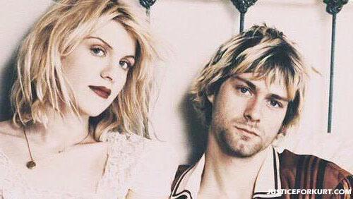 Otak Dari Kematian Cobain Semakin Mengarah Ke Istri Cobain Yaitu Courtney Love