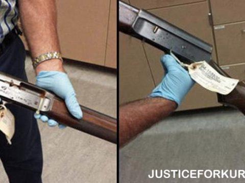 Polisi Tunjukkan Gambar Senapan yang Digunakan Kurt Cobain Bunuh Diri