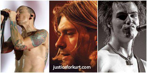 Penyebab Banyak Musisi Bunuh Diri Seperti Chris Cornell Dan Kurt Cobain